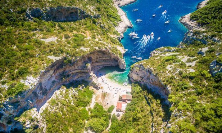 Europe's Best 52 Secret Beaches Features 5 in Croatia