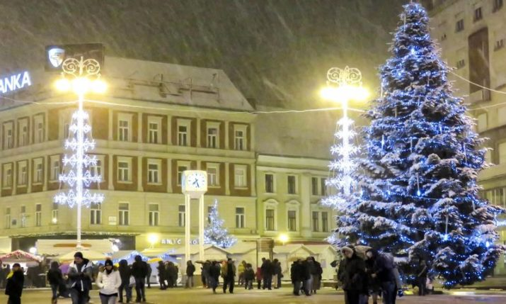 No 'White Christmas' this Year in Croatia