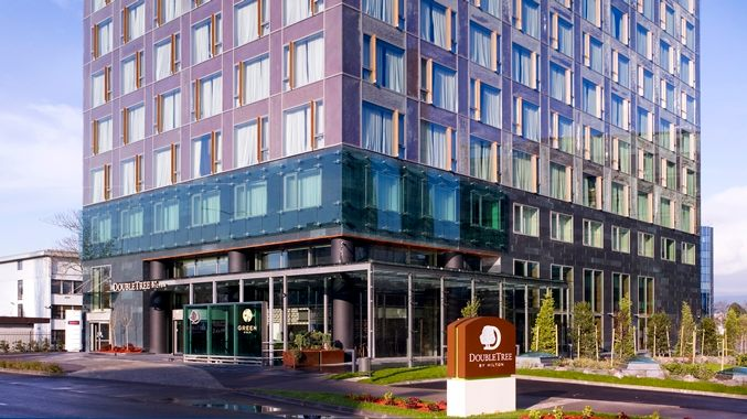 2 new hilton hotels opening in zagreb croatia week for Hotels zagreb