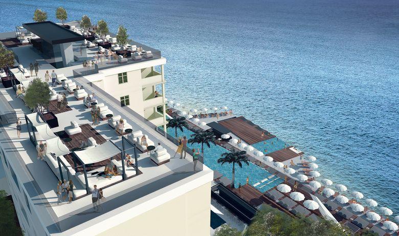 5 Star Sheraton Hotel Set For Opatija Croatia Week