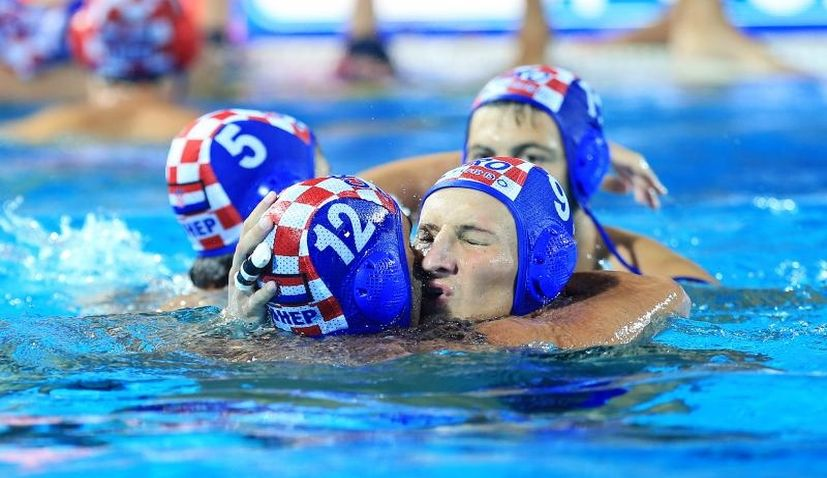 Croatia Wins 2017 Best Water Polo Team in the World Award