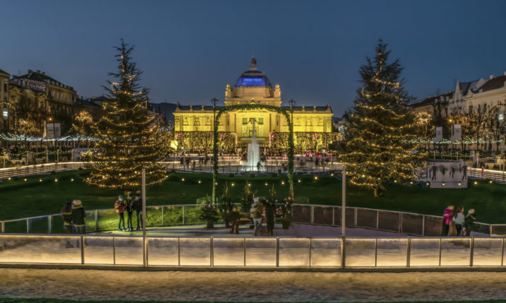 Voting Opens as Zagreb Aims to Defend Best Christmas Markets in Europe Title