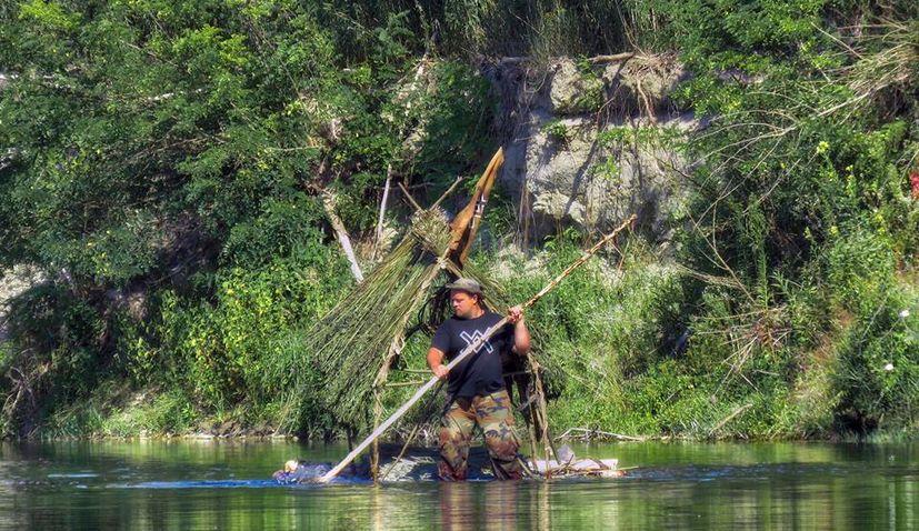 Survivor: To Survive the Drava River Premieres