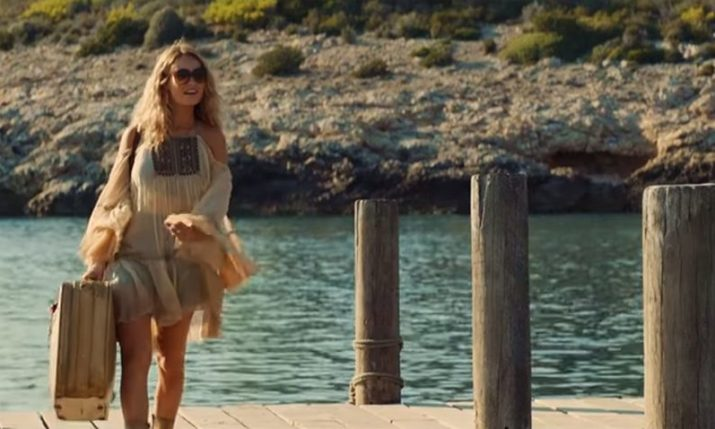 VIDEO: First Look at Vis in Mamma Mia 2