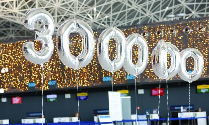 VIDEO: Zagreb Airport Welcomes 3 Millionth Passenger