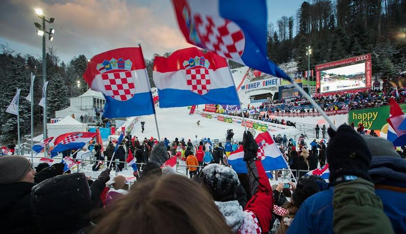 Zagreb to Host World's Best Skiers as 'Snow Queen Trophy' Set to Start