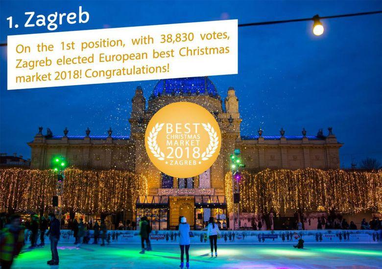 christmas market review zagreb croatia � steemit