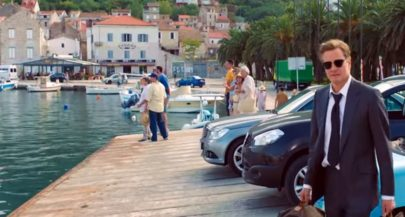 Croatian Premiere of Mamma Mia 2 Filmed on Vis at Pula Arena