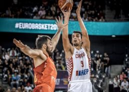 Croatia to play Olympics 2020 basketball qualifying tournament