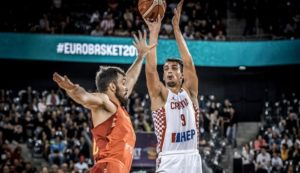 croatia basketball squad Olympic Games