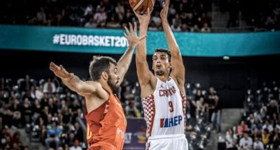Croatia to play Olympics 2020 basketball qualifying tournament