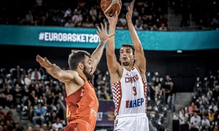 Olympics 2020: Croatia to face Brazil, Tunisia in basketball qualifying tournament