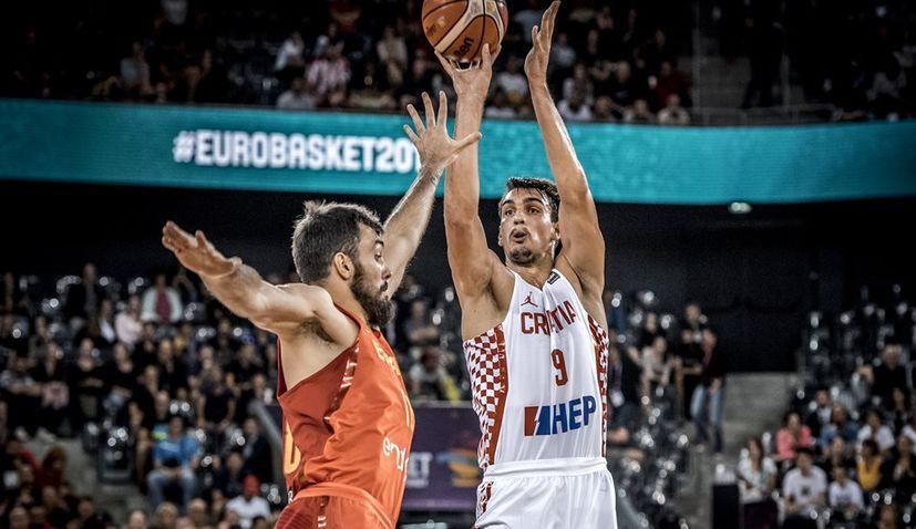 Dario Saric Proud to Represent Croatia at NBA All-Star Weekend Again