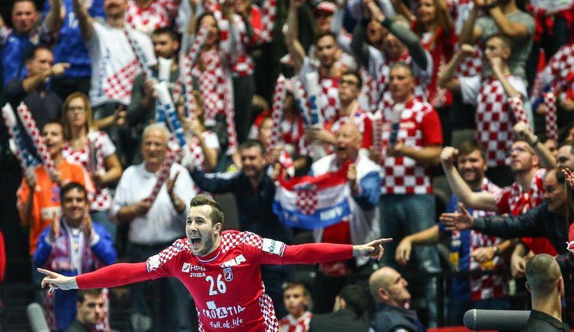 Croatia beats Serbia to secure 2020 European Handball Championship spot