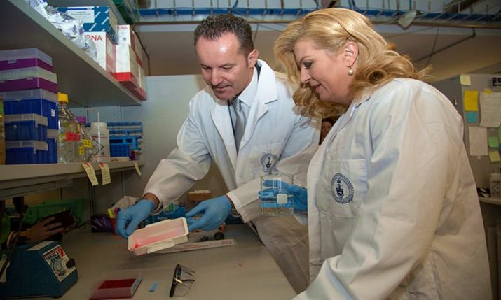 Croatian Molecular Biologist Igor Stagljar Reveals Lung Cancer Drug Now Ready
