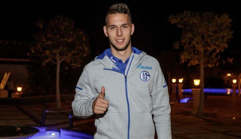 Marko Pjaca Joins Schalke from Juventus