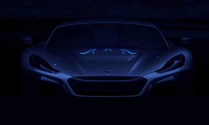 VIDEO: Rimac Announces Next Generation Hypercar