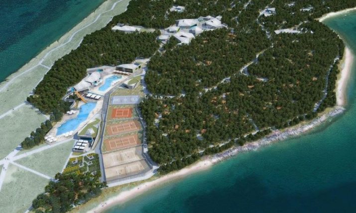 PHOTOS: New 5-Star Camp for the Island of Pag