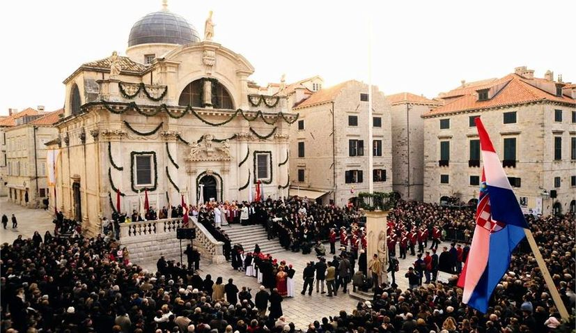 Feast of Dubrovnik's Patron Saint St.Blaise to be Celebrated in Los Angeles