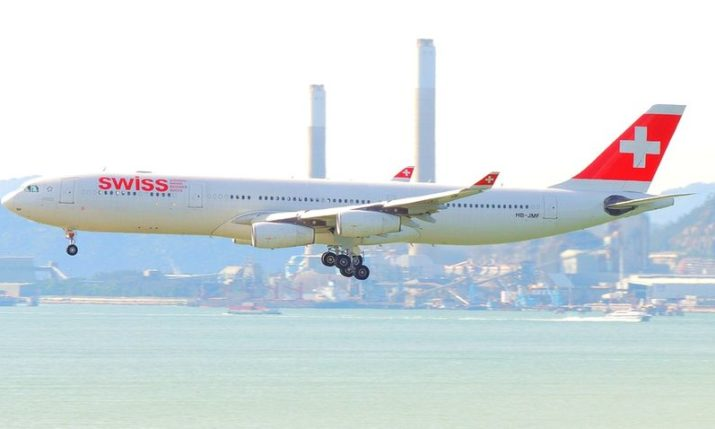 Swiss International Air Lines Announces New Service to Croatia