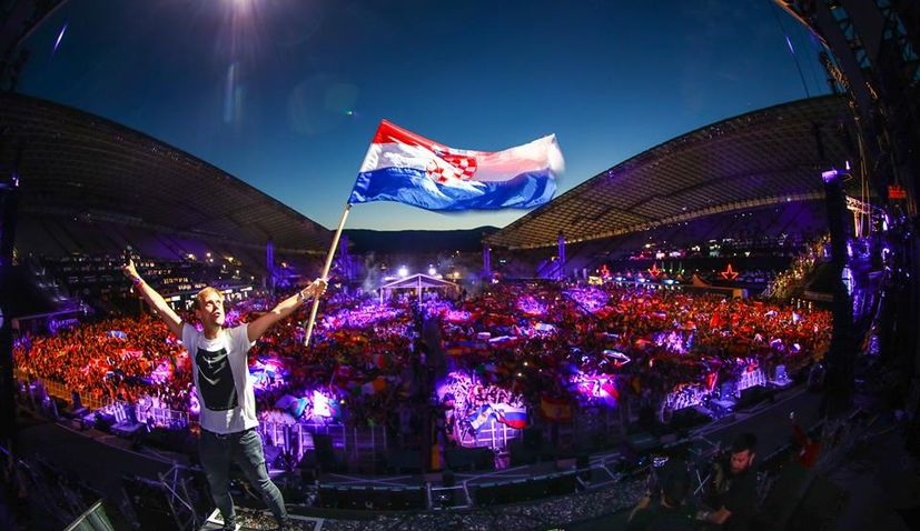 Ultra Europe 2018 in Split: First Headliners Announced