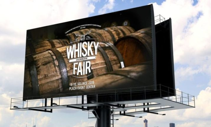 Whisky Fair Zagreb 2018 Set to be Held