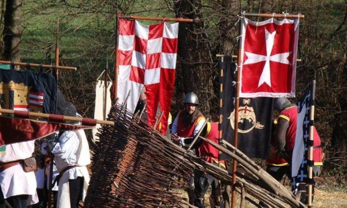 Famous Peasant Uprising Reenactment in Donja Stubica