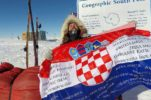 Davor Rostuhar Becomes First the Croatian to Walk to the South Pole