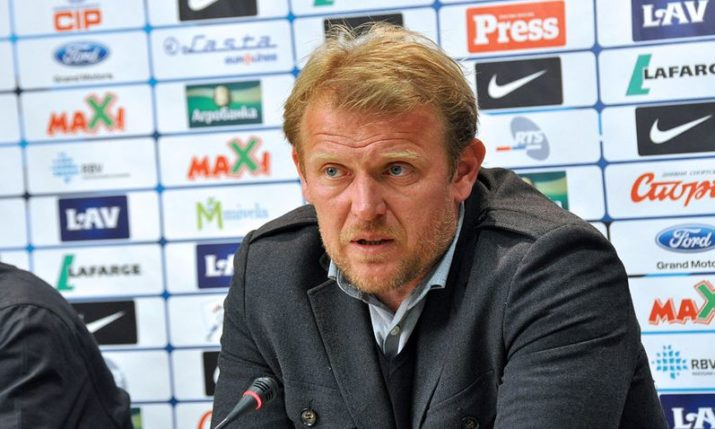 Robert Prosinečki Named Bosnia & Herzegovina Manager