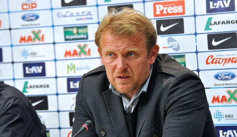 Robert Prosinečki Named Bosnia & Herzegovina Manager