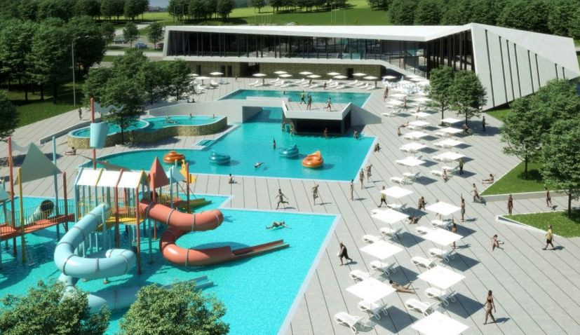 PHOTOS: New Water Park to Open Near Zagreb