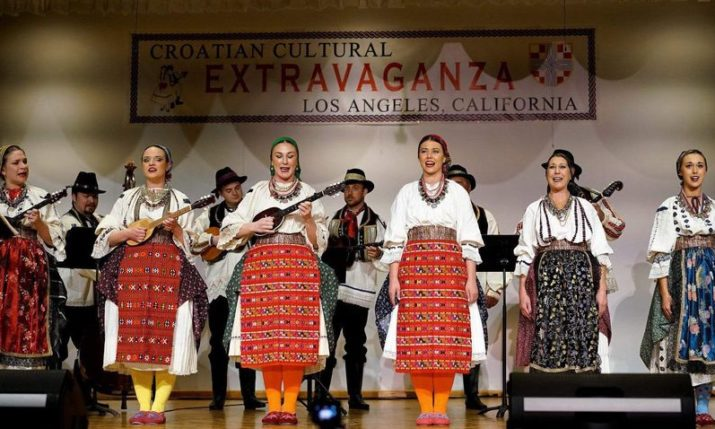 12th Annual Croatian Cultural Extravaganza in Los Angeles a Success