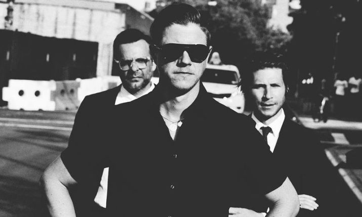 Interpol to Make Croatian Debut at INmusic Festival