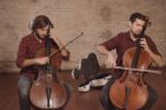 VIDEO: 2CELLOS Ed Sheeran Cover Goes Viral