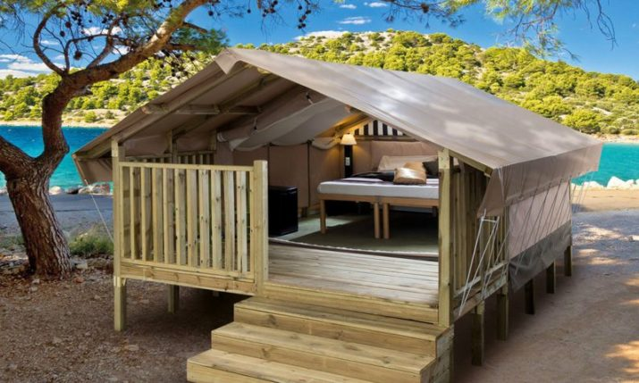 Boutique Luxury Camping Site to Open Near Pula