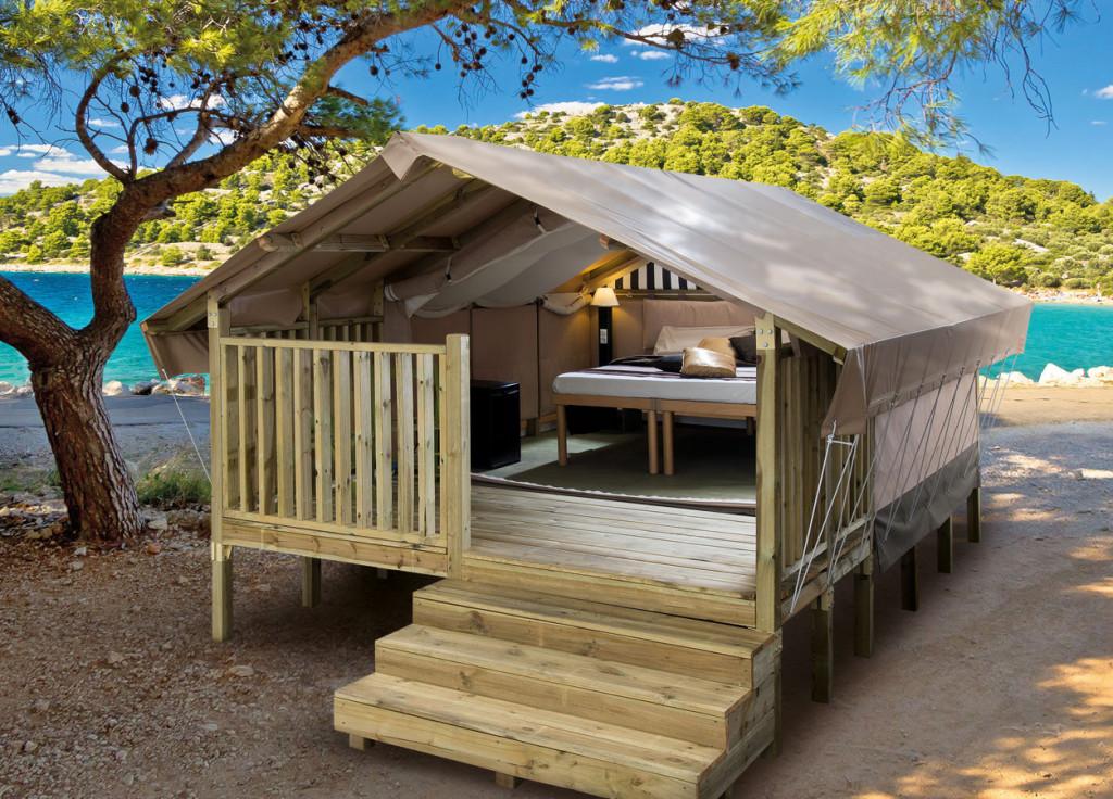 Boutique Luxury Camping Site to Open Near Pula | Croatia Week