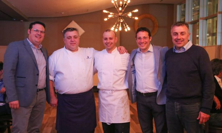 Top Croatian Chef & Olive Oil Producer Team Up In New York City