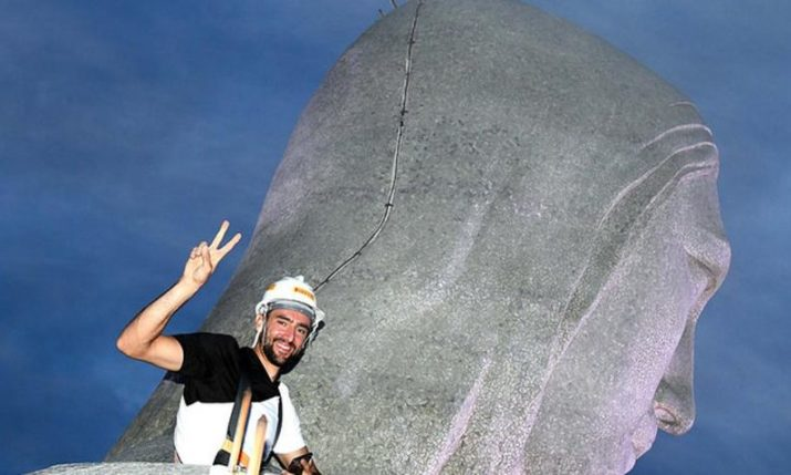 VIDEO: How Marin Cilic Came Head-to-Head with Christ the Redeemer in Rio