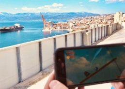 Three Croatian Brothers Create Arcade Game Colby