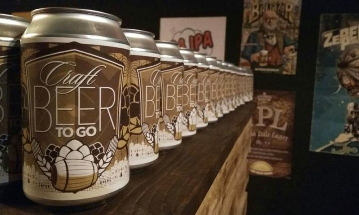 Craft Beer To Go Opens in Zagreb