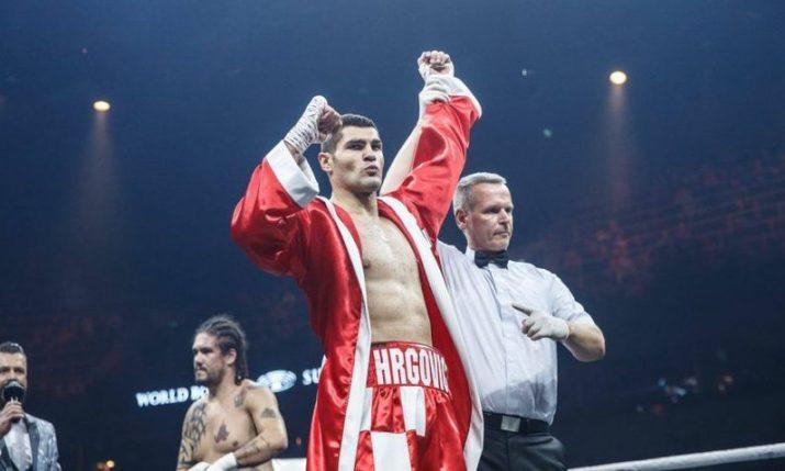 Croatian Heavyweight Filip Hrgovic Remains Unbeaten