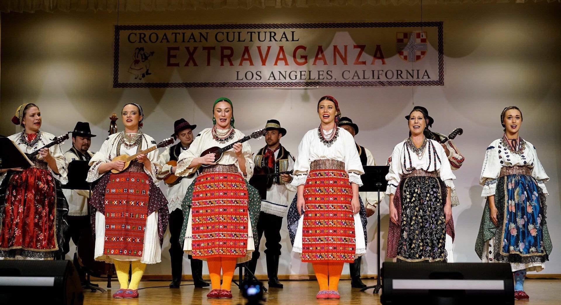 West Sacramento Ca >> 12th Annual Croatian Cultural Extravaganza in Los Angeles a Success | Croatia Week