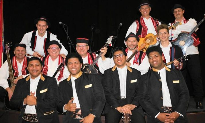 Croatian Klapa Singing Samoans to Tour Europe in the Summer