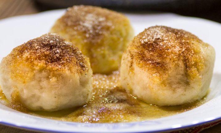 WATCH: Croatian recipes: Knedle sa šljivama / Plum dumplings