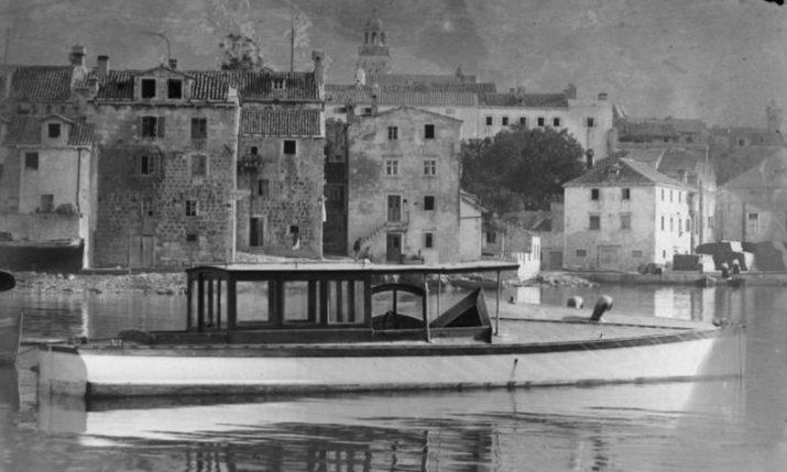 PHOTOS: Century-Old Photos From Korcula Stumbled Upon