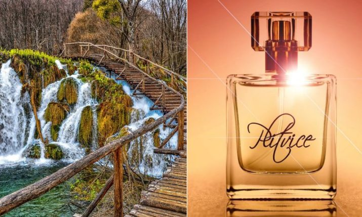 Plitvice Lakes Perfume Released