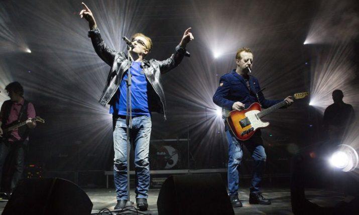 Prljavo Kazalište Start 40th Anniversary World Tour