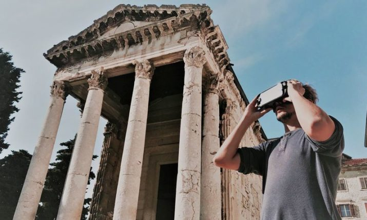 Virtual Reality in Pula