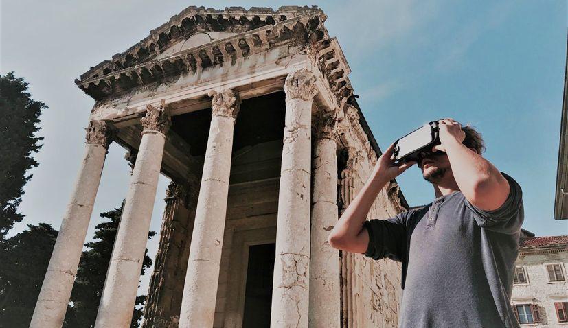 Virtual Reality in Pula