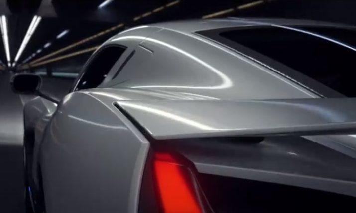 VIDEO: Rimac Announces New Hypercar Model Presentation